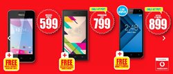 Smartphones offers in the PEP catalogue in Cape Town