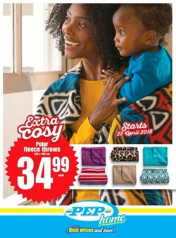 Clothes, shoes & accessories offers in the PEP catalogue in Johannesburg