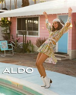 ALDO catalogue ( 10 days left )
