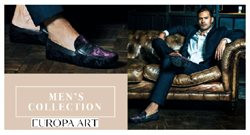 Europa Art Shoes deals in the Johannesburg special