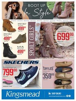 Kingsmead Shoes catalogue ( 19 days left )