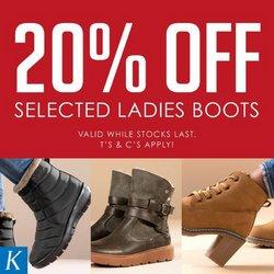 Kingsmead Shoes catalogue ( 16 days left)