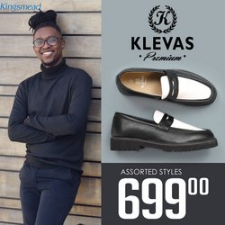 Clothes, Shoes & Accessories offers in the Kingsmead Shoes catalogue ( Expires tomorrow)
