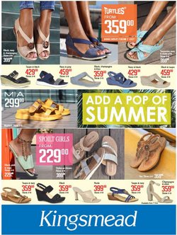 Kingsmead Shoes catalogue ( 5 days left)
