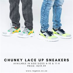 Sneakers specials in Rage