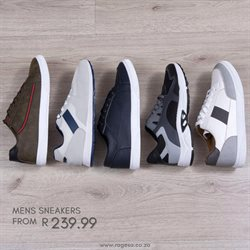 Sneakers specials in Rage