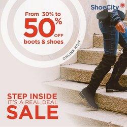 Shoe City catalogue ( 10 days left)