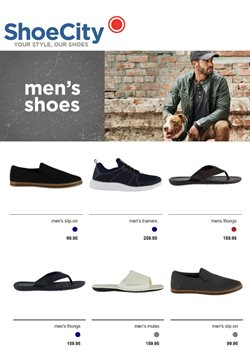 Shoe City deals in the Port Elizabeth special