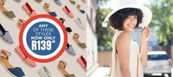 Shoe City deals in the Rustenburg special