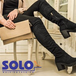 Solo Shoes catalogue ( More than a month )