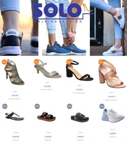 Clothes, Shoes & Accessories offers in the Solo Shoes catalogue in Cape Town ( More than a month )