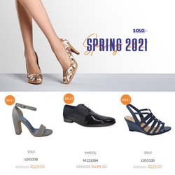 Solo Shoes offers in the Solo Shoes catalogue ( 5 days left)