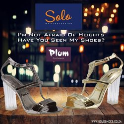 Shoes offers in the Solo Shoes catalogue in Klerksdorp