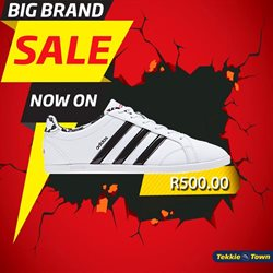 Adidas sneakers specials in Tekkie Town