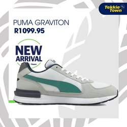 Clothes, Shoes & Accessories offers in the Tekkie Town catalogue ( 5 days left)