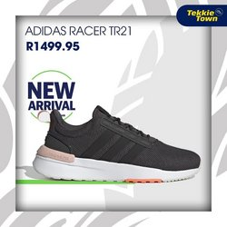 Clothes, Shoes & Accessories offers in the Tekkie Town catalogue ( 2 days left)