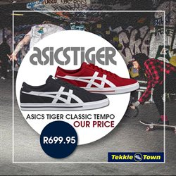 Sneakers offers in the Tekkie Town catalogue in Cape Town
