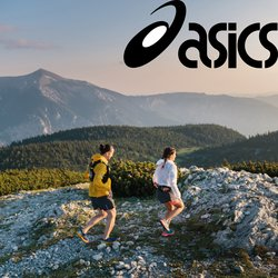 Asics offers in the Asics catalogue ( More than a month)
