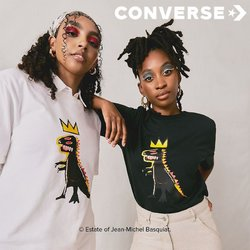Converse offers in the Converse catalogue ( 5 days left)