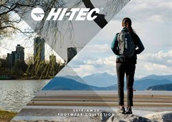 Hi-Tec catalogue in Cape Town ( More than a month )