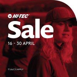 Hi-Tec catalogue ( 2 days ago )
