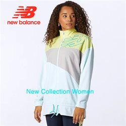 New Balance catalogue ( More than a month )