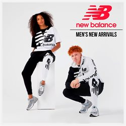 Sport offers in the New Balance catalogue ( Expires today)