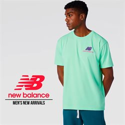 New Balance offers in the New Balance catalogue ( More than a month)