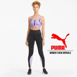 Sport offers in the Puma catalogue ( 23 days left)
