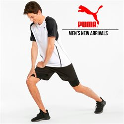 Sport offers in the Puma catalogue ( 8 days left)