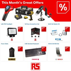 RS Components catalogue ( Expired )