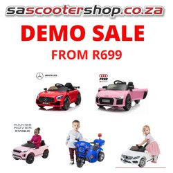 SA Scooter Shop catalogue ( 4 days left )