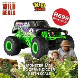 The Kid Zone offers in the The Kid Zone catalogue ( 3 days left)