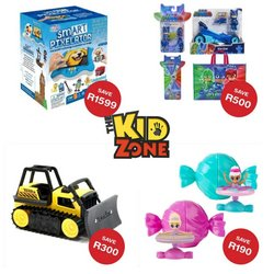Babies, Kids & Toys offers in the The Kid Zone catalogue ( 5 days left)