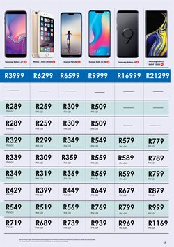IPhone 6 offers in the Chatz Connect catalogue in Soweto