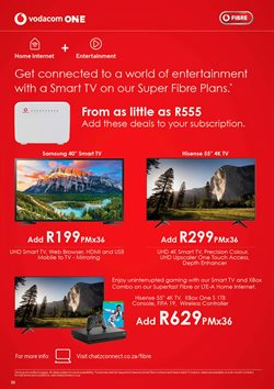 FIFA offers in the Chatz Connect catalogue in Randburg