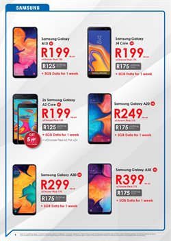 Chatz Connect deals in the Cape Town special