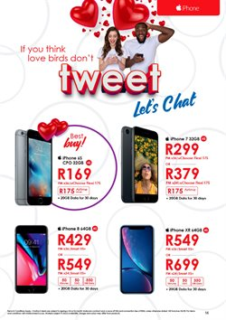 IPhone 8 specials in Chatz Connect