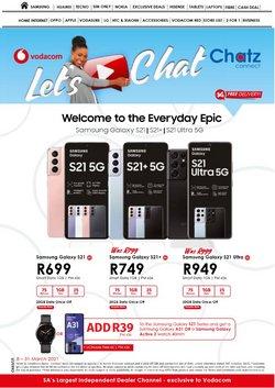 Chatz Connect catalogue ( Expired )