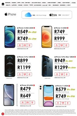 IPhone X specials in Chatz Connect