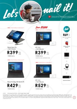 HP offers in the Chatz Connect catalogue ( Expires tomorrow)