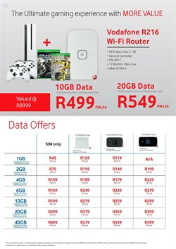 Xbox offers in the Chatz Connect catalogue in Cape Town