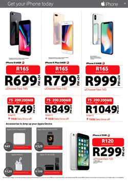 IPhone 6 offers in the Chatz Connect catalogue in Cape Town