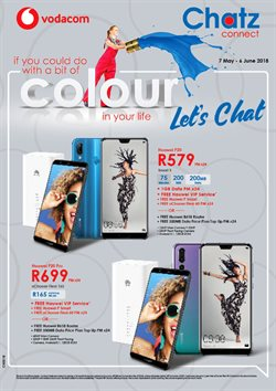 Electricals & Home Appliances offers in the Chatz Connect catalogue in Johannesburg