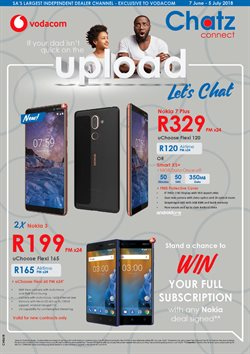 Electricals & Home Appliances offers in the Chatz Connect catalogue in Khayelitsha