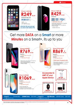 IPhone 6 offers in the Chatz Connect catalogue in Pretoria