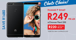 Chatz Connect deals in the Pretoria special