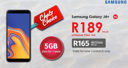Chatz Connect deals in the Benoni special