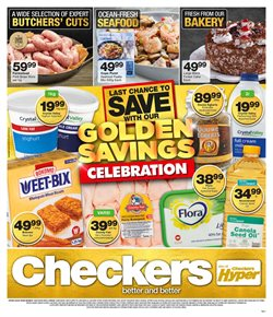 Checkers deals in the Cape Town special