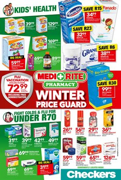 Tea offers in the Checkers catalogue in Cape Town